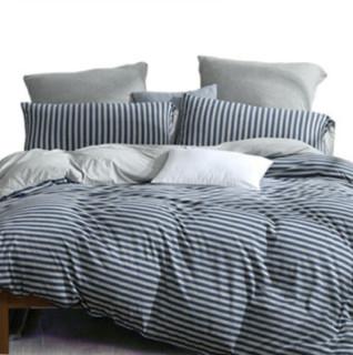 MERCURY 水星家纺 全棉针织床上四件套