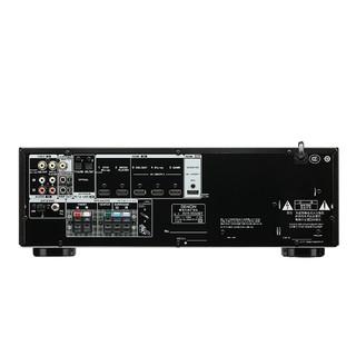 DENON 天龙 X系列 AVR-X550BT 5.2声道AV功放机 黑色