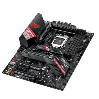 ROG 玩家国度 ROG STRIX Z490-H GAMING+酷睿i7-10700KF 主板CPU套装