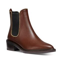 COACH 蔻驰 Bowery Beadchain 女士短靴