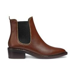 COACH 蔻驰 女士绒面革短靴