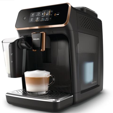 PHILIPS 飞利浦 2200系列 EP2136/72 全自动咖啡机 黑金色