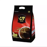 小编精选:提神减脂零添加的宝藏黑咖啡——中原G7速溶黑咖啡