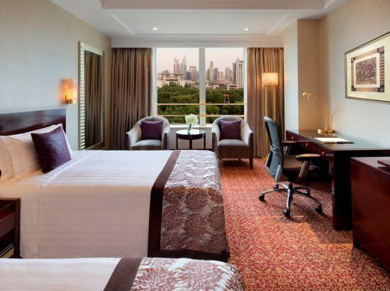 周末/春节可用!上海新世界丽笙大酒店 高级房2晚