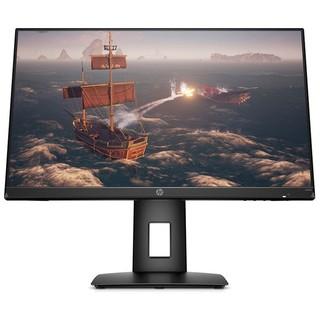 HP 惠普 X24IH 24英寸IPS小金刚显示器(144Hz、1ms、99%sRGB)
