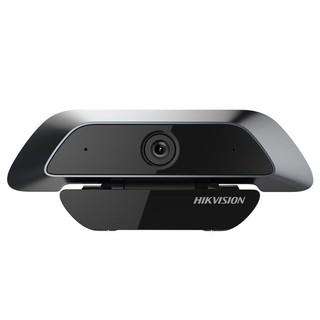 海康威视2/400万电脑摄像头带麦克风补光灯usb专业级直播网课专用