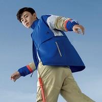 adidas 阿迪达斯 GL0401 男款运动外套