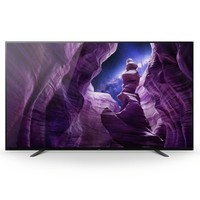SONY 索尼 KD-65A8H 65英寸 4K OLED电视