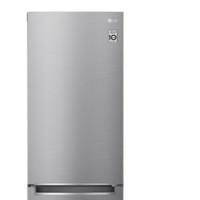 LG 乐金 M450S1 变频双门冰箱 340L 银色