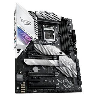 ROG 玩家国度 STRIX Z490-A GAMING+酷睿i9-10900KA 主板CPU套装