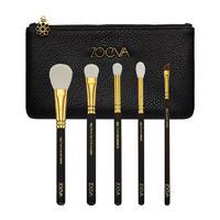 超值黑五、银联爆品日:ZOEVA Aristo面部化妆刷5件套装 附赠收纳包