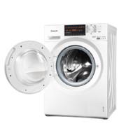 Panasonic 松下 XQG90-NG90WP 洗烘一体机 洗9kg+烘6kg 白色