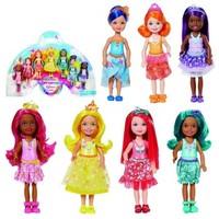 Barbie 芭比 DPY37 彩虹小凯莉