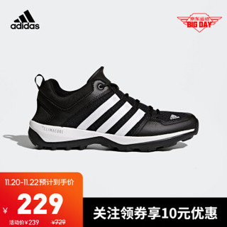 adidas DAROGA PLUS CANVAS 男女鞋户外运动鞋B44328