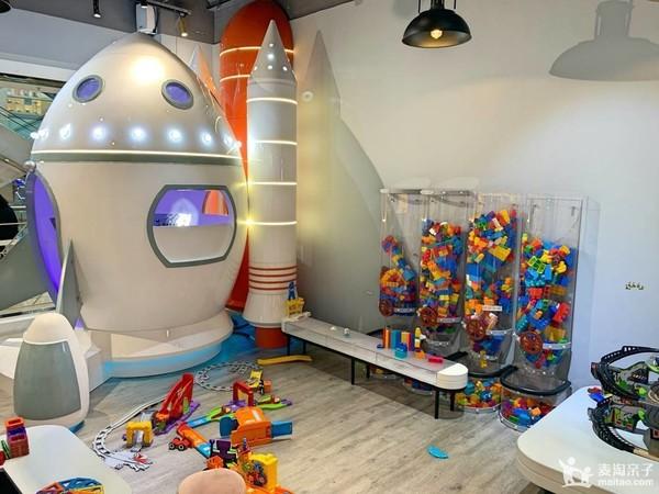 周末通用!Twinkle耀童亲子餐厅(联洋店) 亲子玩乐套餐(含乐园门票+儿童餐)