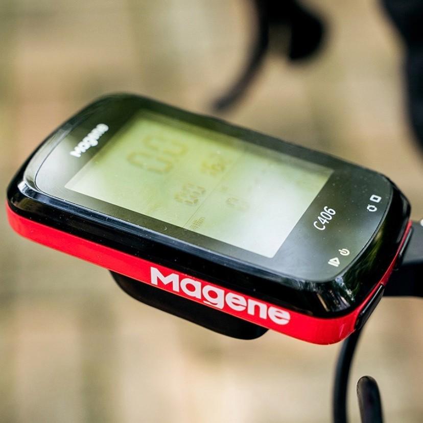 Magene 迈金 c406 gps 智能自行车码表