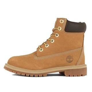 考拉海购黑卡会员 : Timberland 添柏岚  12909 大童款防水舒适中筒靴