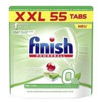 finish 0% 多效合一洗碗机专用洗涤块 55片/包
