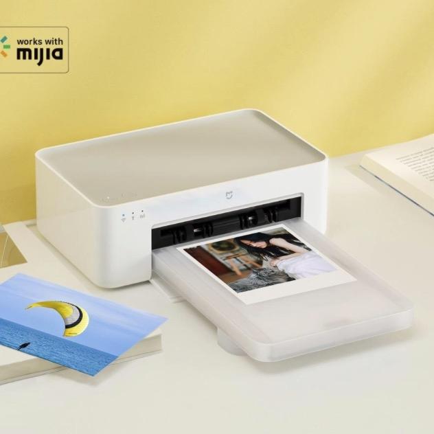 新品发售 : 小米 米家 1S 照片打印机