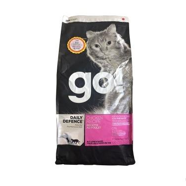 考拉海购黑卡会员 : Petcurean Go! 生命防护系列 鸡肉全猫粮 8磅