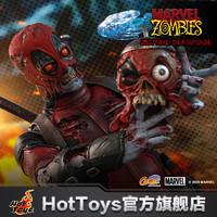 玩模总动员、新品预定:Hot Toys 漫威丧尸 丧尸死侍 1:6比例珍藏人偶
