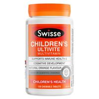 Swisse 瑞思 儿童复合维生素咀嚼片
