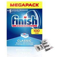 finish classic 洗碗机专用洗涤块 100片/包