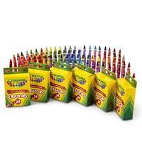 Crayola 绘儿乐 儿童绘画蜡笔 24色 6盒装 *2件