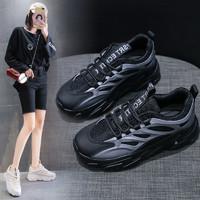 2020秋季新款韩版网红老爹鞋女学生运动鞋女增高街拍休闲鞋女