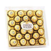 百亿补贴:FERRERO ROCHER 费列罗 金莎榛果威化巧克力 T24粒