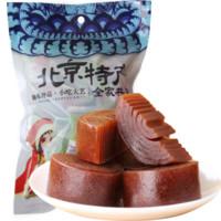 京东PLUS会员:yushiyuan 御食园 特产传统小吃 山楂卷  500g *3件