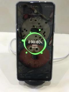 华为立式无线充电器(CP62)开箱