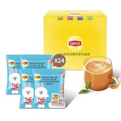 Lipton 立顿 乌龙奶茶  504g *4件