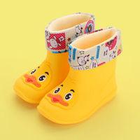 侈放 雨鞋雨靴 带棉套 140(内长14.5cm)