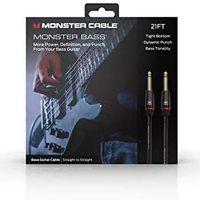 Monster 魔声电缆乐器电缆 (MBASS2-21WW-U)