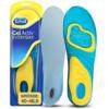 Dr.Scholl's 爽健 中性双层填充凝胶鞋垫1对 蓝黄色40-46.5码