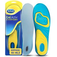 Dr.Scholl's 爽健 中性雙層填充凝膠鞋墊1對