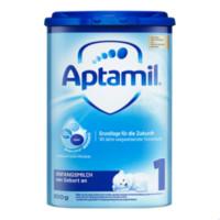 Aptamil 爱他美 HMO较大婴儿配方奶粉 易乐罐 1段 800g(0-6个月)德国版