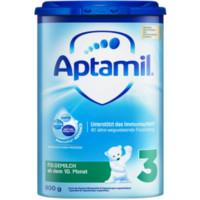 Aptamil 爱他美 HMO较大婴儿配方奶粉 易乐罐 3段 800g(10-12个月)德国版