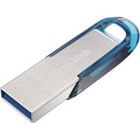 SanDisk 闪迪 酷铄 CZ73 USB3.0 闪存盘 蓝色 128GB