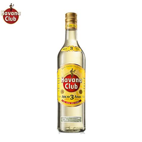 哈瓦纳 3年朗姆酒 700ml