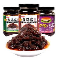 蒙毅 香辣牛肉酱/香菇酱 210g