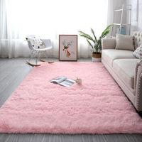 SIBAOLU 斯宝路 长毛绒地毯 40*60cm 多色可选