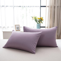LUOLAI 罗莱 纤维枕套(花型随机)两只装