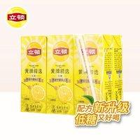 立顿  Lipton 红茶 黄牌精选 250ml*6盒