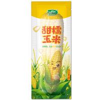 百亿补贴:十月稻田 熟玉米棒 180g*3根