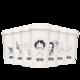 JIWU 苏宁极物 航海王联名 竹纤维环保杯 460ml 14.8元