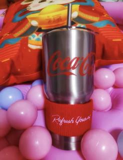 MINISO&可口可乐联名杯,好看又实用