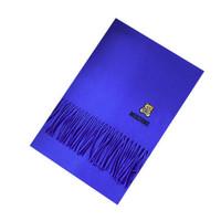 超值黑五:MOSCHINO 莫斯奇诺 50091-M5166 经典小熊刺绣羊毛围巾
