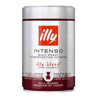illy 意利 深度烘焙过滤咖啡粉 250g *6件